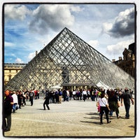 Photo taken at The Louvre by Turner C. on 6/30/2013