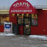 "Photo taken at Superpumper #7 ""Toads"" - Conoco by Jonathan C. on 2/7/2013"