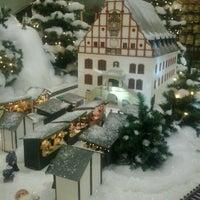 Das Foto wurde bei Stadt-Galerie Plauen von Enrico Z. am 12/23/2012 aufgenommen