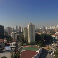 Foto tirada no(a) Quality Suites Long Stay Vila Olímpia por Lucimara G. em 8/14/2015