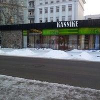 Photo taken at Maneezi by Yantarine on 1/18/2013