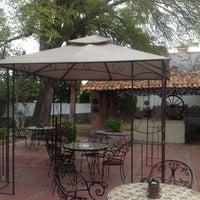 Photo taken at Parador del Cortijo by Elizabeth J. on 12/27/2012