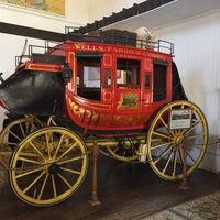 Снимок сделан в Wells Fargo History Museum пользователем Yokothena 2/17/2018