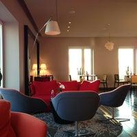 Photo taken at a.lounge by Joerg H. on 2/9/2013
