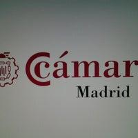 11/26/2012にXantataXanがInstituto de Formación Empresarial de la Cámara de Madrid (IFE)で撮った写真