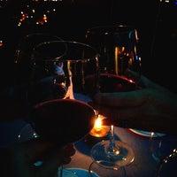 Photo taken at Mezzanotte Ristorante by Roberta Laura C. on 1/28/2013