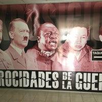 Das Foto wurde bei Recuerdos De La Guerra von Ximena C. am 7/21/2013 aufgenommen