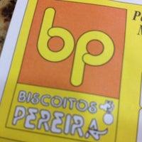 Photo taken at Biscoito Pereira by Thiago R. on 2/15/2013