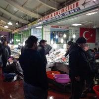 12/13/2013에 Muhammet T.님이 Denizli Balık Hali에서 찍은 사진