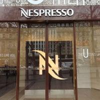 Das Foto wurde bei Nespresso von DAVID F. am 1/30/2013 aufgenommen
