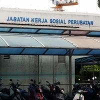 Photo taken at Jabatan Kerja Sosial Perubatan by Abu Bakar A. on 4/18/2014