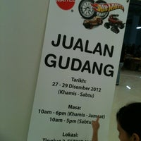 Photo taken at SStwo Mall by GL N. on 12/27/2012
