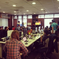Photo taken at Lemontech Holding by Andrés F. on 7/8/2014