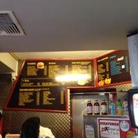 Photo taken at Rock Burger by Eric P. on 10/6/2013
