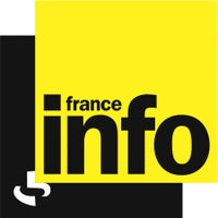 Photo taken at France Info by Stéphane L. on 10/7/2014