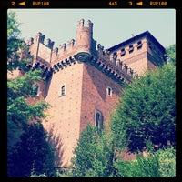 Photo taken at Borgo Medievale by Stéphane L. on 8/2/2013