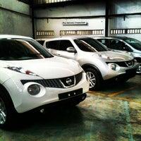 Photo taken at Nissan Adam Malik by M.Ushin L. on 2/13/2013