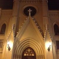 Снимок сделан в Лютеранская церковь Святого Михаила пользователем Юлия В. 11/27/2012