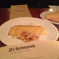 Photo taken at Hitchcock Restaurant by Amy R. on 5/10/2013