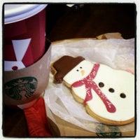 Photo taken at Starbucks by Brenda J. on 12/20/2012