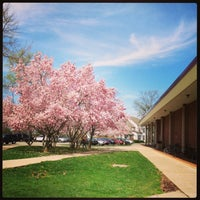 Photo taken at Neilson Dining Hall by Amanda S. on 4/17/2013