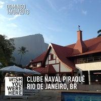 Foto tirada no(a) Clube Naval Piraquê por Filipe H. em 6/16/2013
