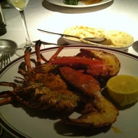 Photo taken at Chops Lobster Bar by Leslie W. on 1/2/2013