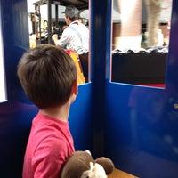 Photo taken at Hound Dog Express - Kids Train Ride by Alisha . on 12/3/2012