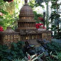 Photo taken at United States Botanic Garden by Ксения У. on 1/7/2013