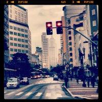 Photo taken at Avenida Ipiranga by isra m. on 2/8/2013