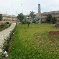 Photo taken at UFPR - Universidade Federal do Paraná by Arianne M. on 11/23/2012