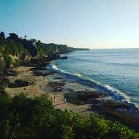 Photo taken at Tegal Wangi Beach by Andini P. on 8/9/2017