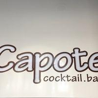 Foto tomada en Capote cocktail.bar por Javi M. el 2/28/2013