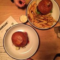 Das Foto wurde bei Otto's Burger von elianeroest 🙋🏻♀️ I. am 2/22/2017 aufgenommen