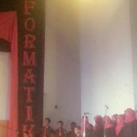 Photo taken at Auditorium RRI by Faisal A. on 1/5/2013