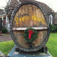 Photo taken at Brotherhood, America's Oldest Winery by Richter S. on 12/2/2012