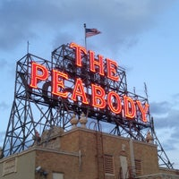 Photo taken at The Peabody Hotel by Len B. on 2/15/2013