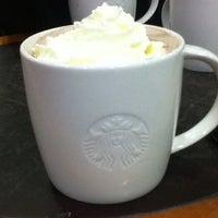 Photo taken at Starbucks by Abby W. on 12/15/2012