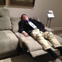 Photo taken at Macy's - Southdale Furniture Gallery by Abby W. on 12/21/2012
