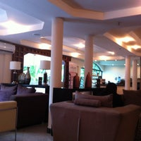Photo taken at Doubletree by Hilton Dar es Salaam - Oysterbay by Terri B. on 5/9/2013