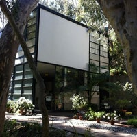 Photo taken at The Eames House (Case Study House #8) by Laetitia G. on 3/11/2013