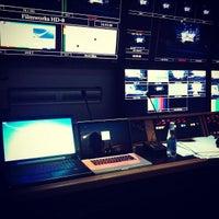 Photo taken at #uusiMTV #SocialTV HQ by theMartti on 10/17/2013