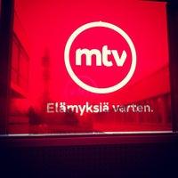 Photo taken at #uusiMTV #SocialTV HQ by theMartti on 11/3/2013
