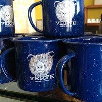 Photo taken at Verve Coffee Roasters by Jason S. on 6/30/2013