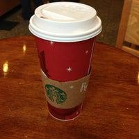 Photo taken at Starbucks by Tyler D. on 1/9/2013