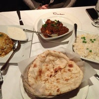 Photo taken at 2 Darbar Grill Fine Indian Cuisine by Roshni G. on 1/23/2013