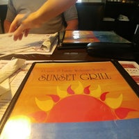 Photo taken at Sunset Grill by Greg N. on 9/6/2017