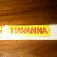 Photo taken at Havanna Café by Maria Karina D. on 5/25/2013
