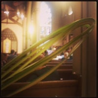 Photo taken at Church of St. Thomas More by Leonardo Z. on 4/13/2014