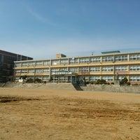Photo taken at 화성장안초등학교 by Kyung-ah C. on 3/23/2013